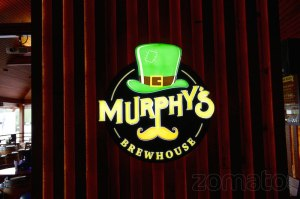 Murphys Brewhouse in bangalore 6